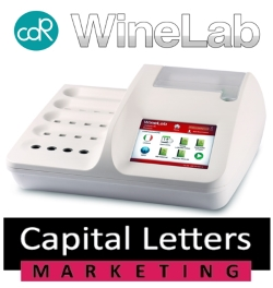 Agreement between CDR and Capital Letters Marketing USA for finding new distribution channels of CDR WineLab in North America