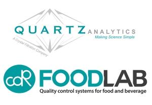 quartz logo CDRFoodLab agreement 150