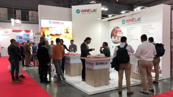 SIMEI2019: CDRWineLab® Booth